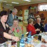 DzieńKobiet w Klubie Seniora